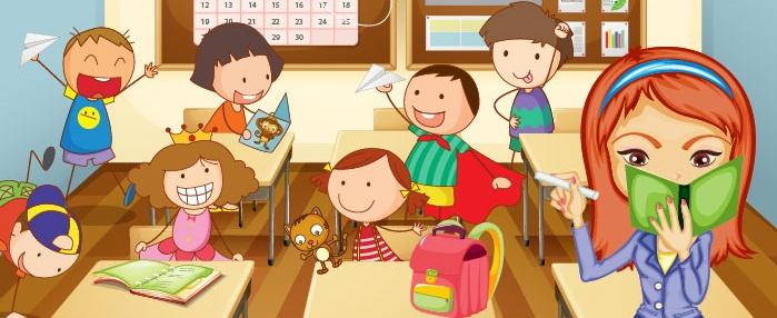 Zi de scoala pana'n vara