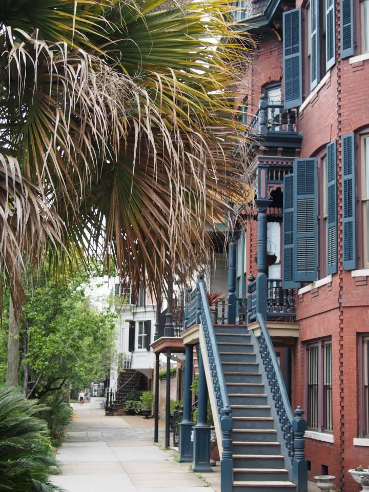 Savannah houses