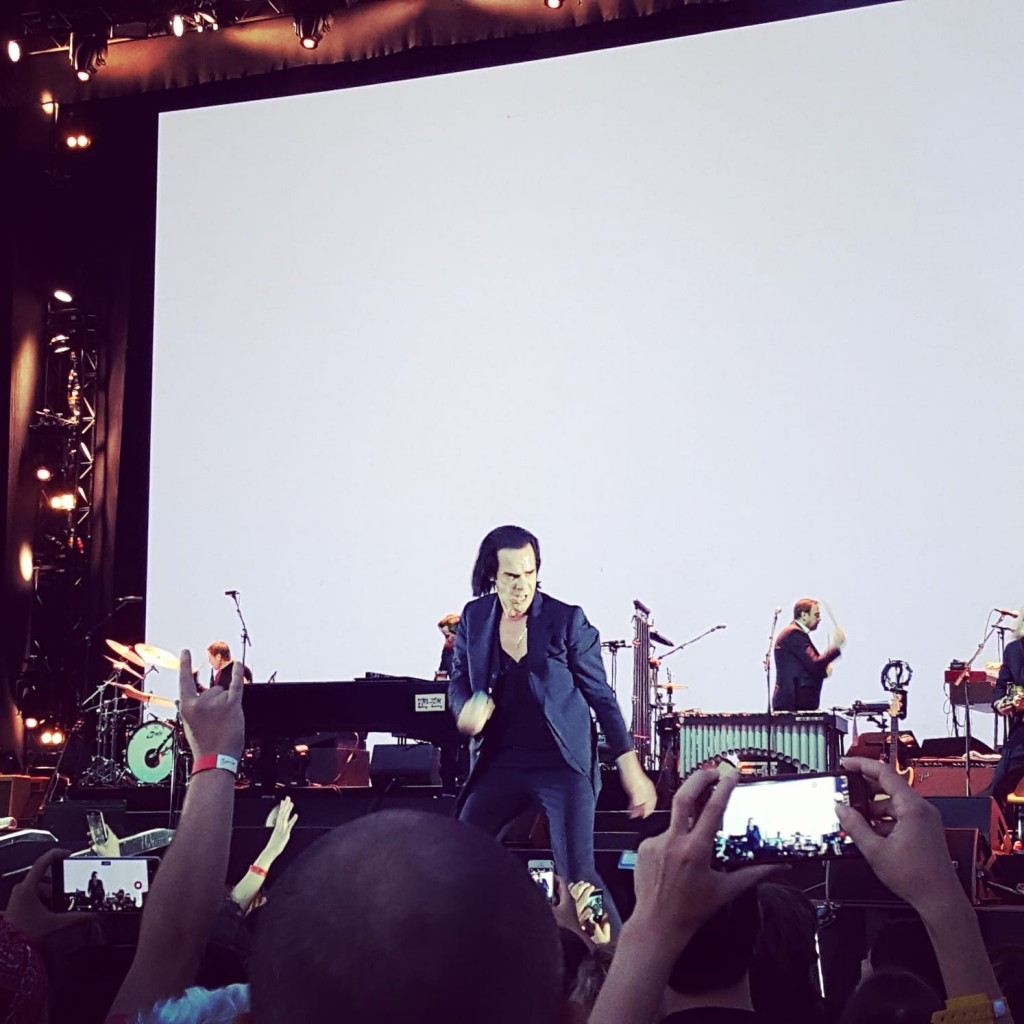 Povestea Nick Cave & The Bad Seeds